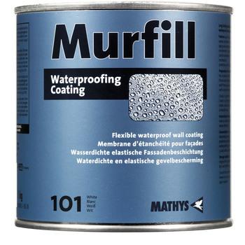 Murfill Waterproofing Coating aangekleurd