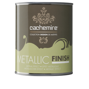 Cachemire Metallic Finish