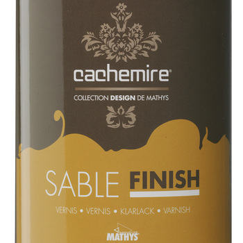Cachemire Sable Finish