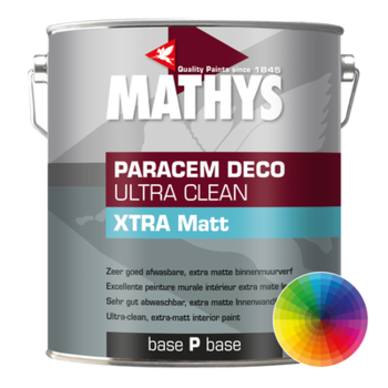 Paracem Deco Ultra Clean Xtra Matt kleur