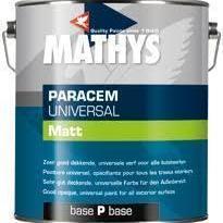 Paracem Universal kleur