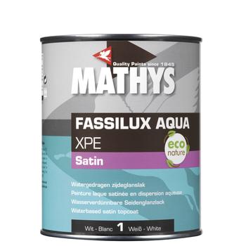 Fassilux Aqua XPE Satin kleur