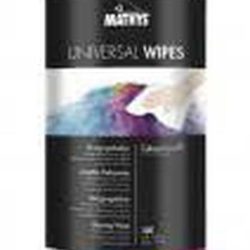 Universal wipes