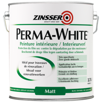 Zinsser Perma-White Matt