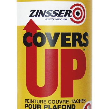 Zinsser Covers Up