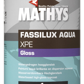 Fassilux Aqua XPE Gloss WIT 1 lt