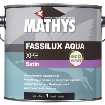 Fassilux Aqua XPE Satin WIT 2,5 lt