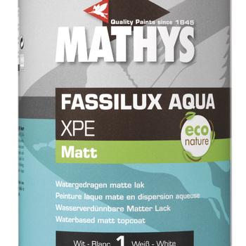 Fassilux Aqua XPE Matte WIT 1 lt