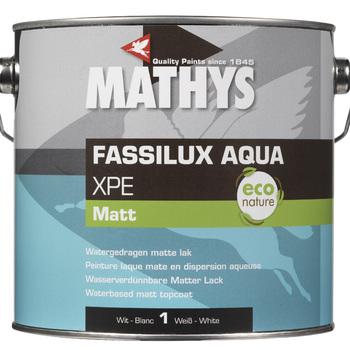 Fassilux Aqua XPE Matt WIT 2,5 lt